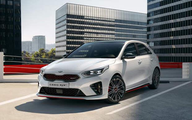 Новый KiaCeed GT: ставка на управляемость и звук