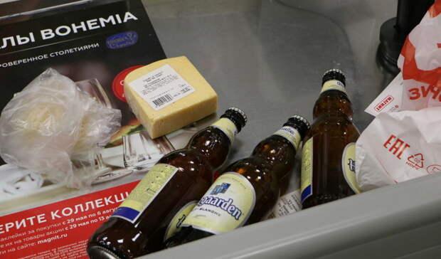 В Удмуртии хотят ввести административную ответственность за покупку алкоголя детям
