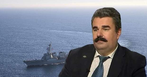 Леонков объяснил причину бегства эсминцев США от российских Су-24