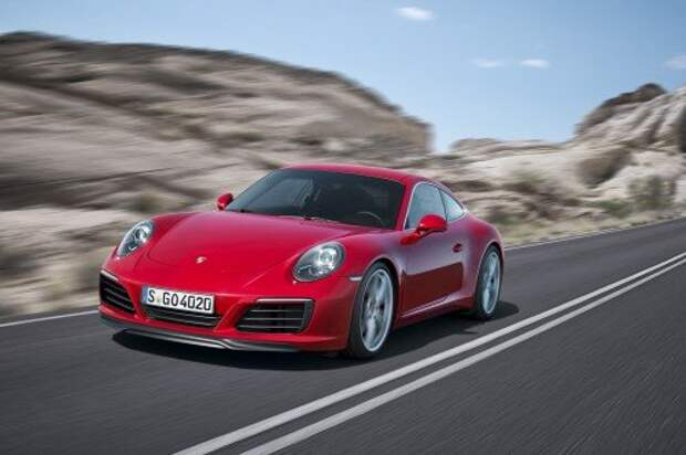 Оператив ЗР: рестайлинг Porsche 911 — наддуть совершенство