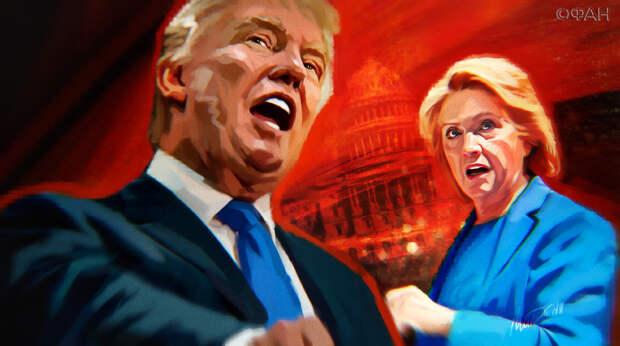 Милонов объяснил, зачем Клинтон лгала о связях Трампа с Москвой