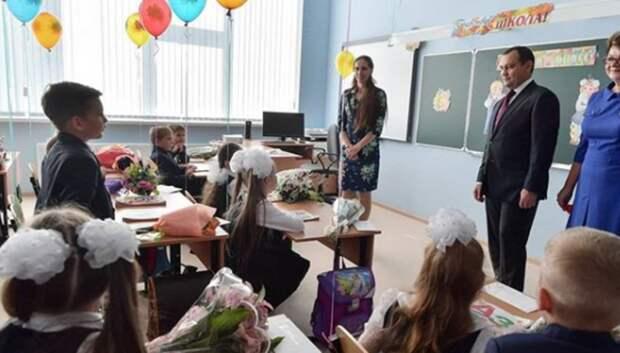 Брынцалов пожелал учителям прилежных учеников