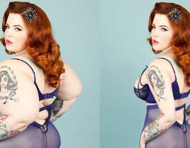 """Война с килограммами. Как полных моделей заставили """"сбросить вес"""" в Instagram"""