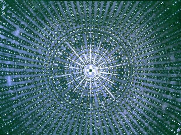 """Обнаружены """"призрачные частицы"""", которые исходят из недр Земли"""