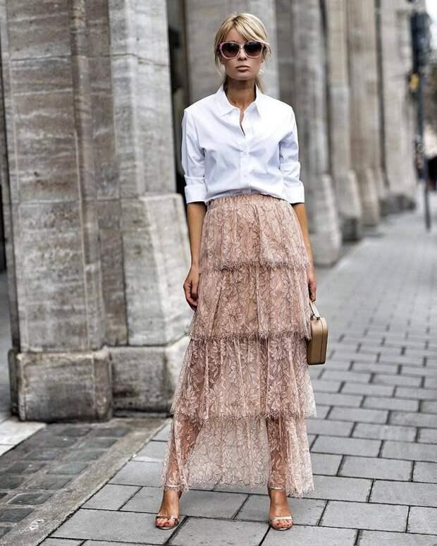 Модные летние юбки 2018 года: 15 потрясающих образов