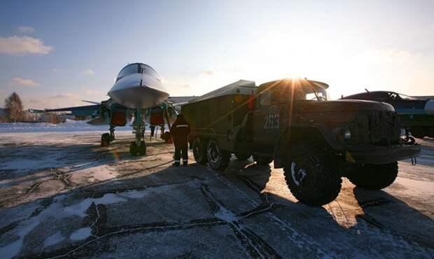 фотогалерея Фронтовые бомбардировщики  Су-34