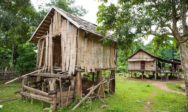 Как лаосцы используют в хозяйстве эхо вьетнамской войны
