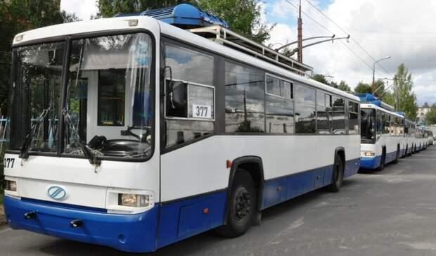 Петрозаводск закупит новые троллейбусы