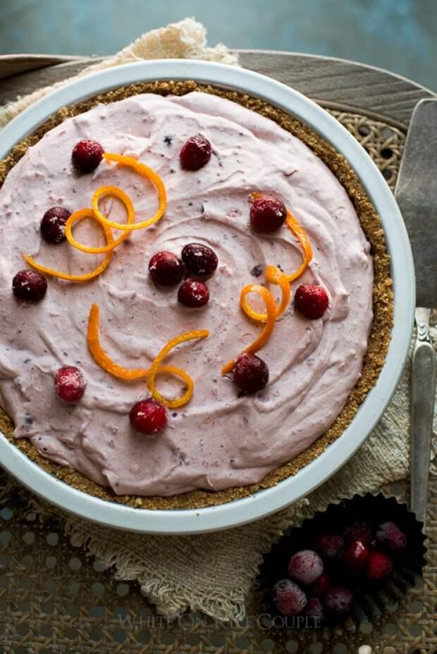 Десертный вихрь. Для тех, кто печь не любит