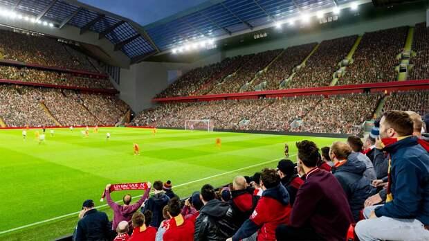 «Ливерпуль» показал, каким будет «Энфилд» после реконструкции. Впечатляет