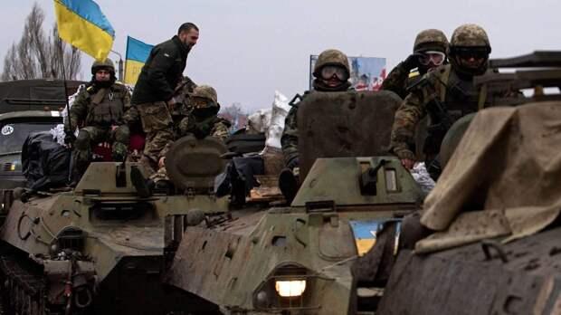 В США официально почтили память тех, кто убивал детей на Донбассе