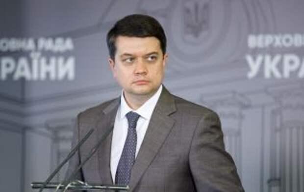 """""""Мой отзыв состоится по регламенту"""", - Разумков"""