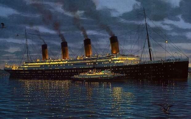 Второй «Титаник» отчалит через два года