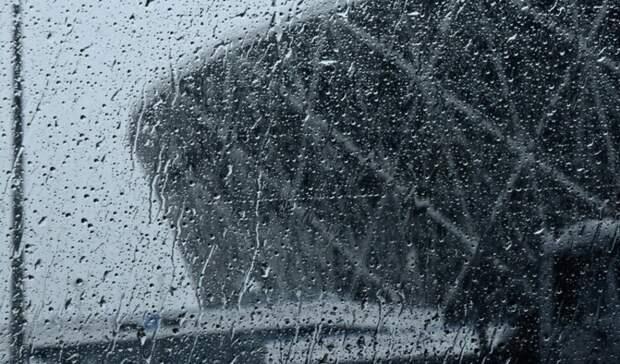 Дожди накроют Волгоградскую область в пятницу