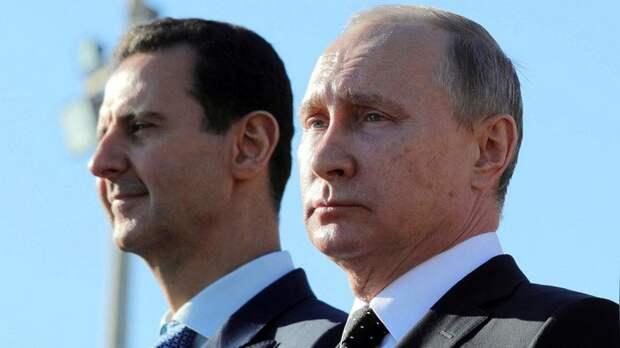 Вашингтон в бешенстве: План Путина по Сирии сломал американцев