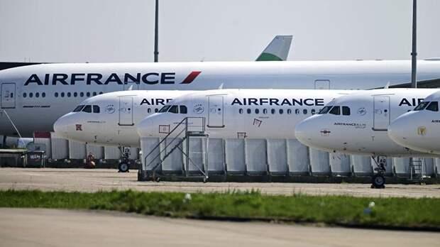 Air France самолет