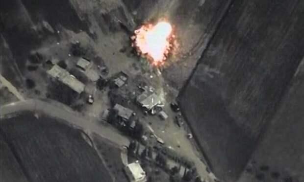 Минобороны: Создается впечатление, что расположение объектов террористов в Сирии является самой охраняемой гостайной США