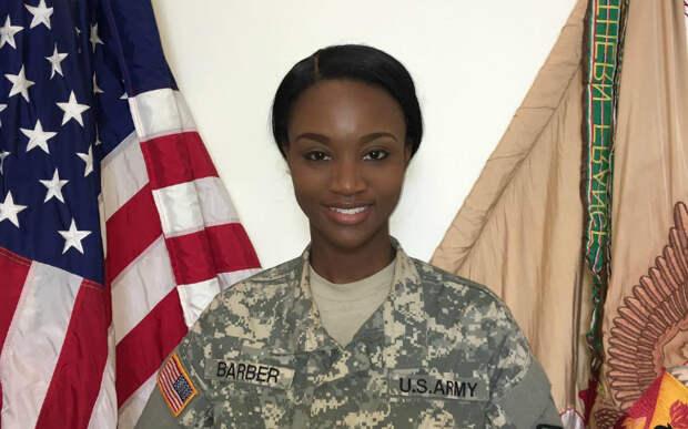 Титул «Мисс США — 2016» завоевала темнокожая военнослужащая армии США