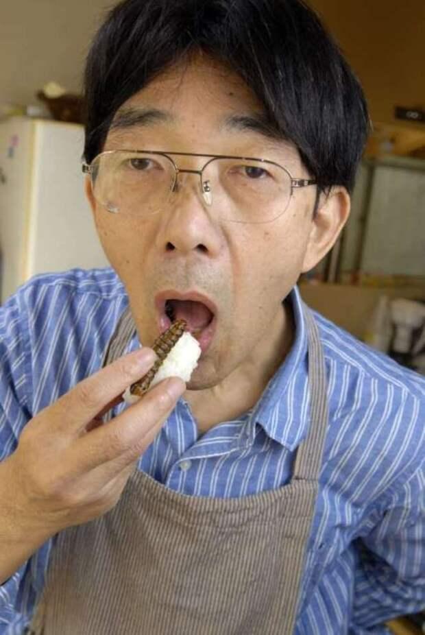экзотическое суши 11