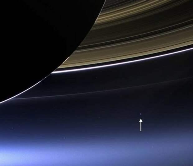 15 кадров, которые помогут понять, насколько мала Земля во Вселенной