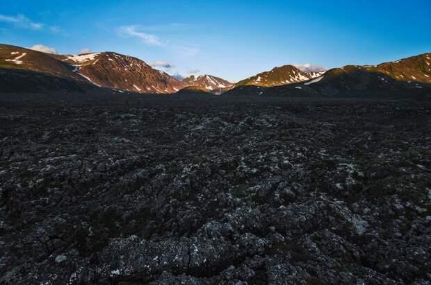 Сибирская долина вулканов