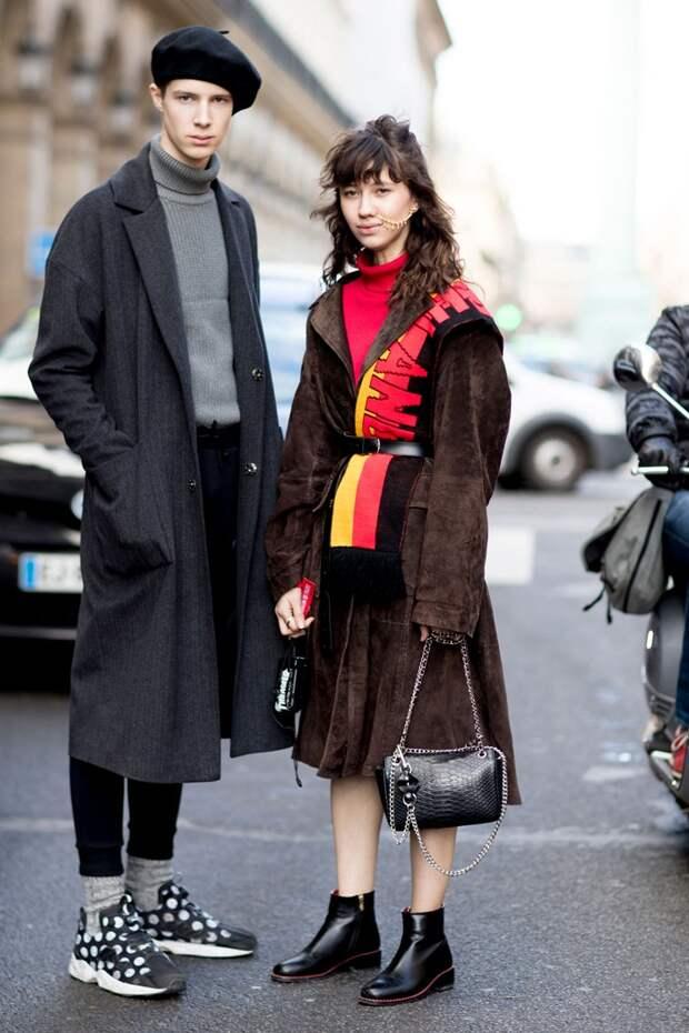 Модный женский шарф: Новинки 2018 года и как их носить