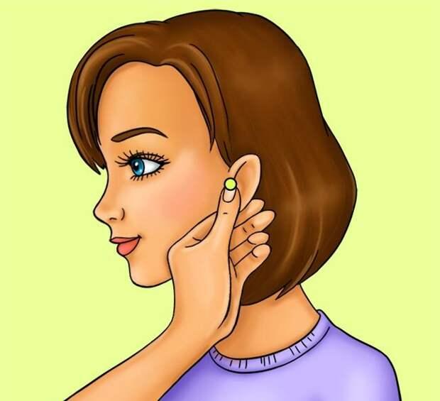 5 точек на теле, которые избавят вас от лишнего жира