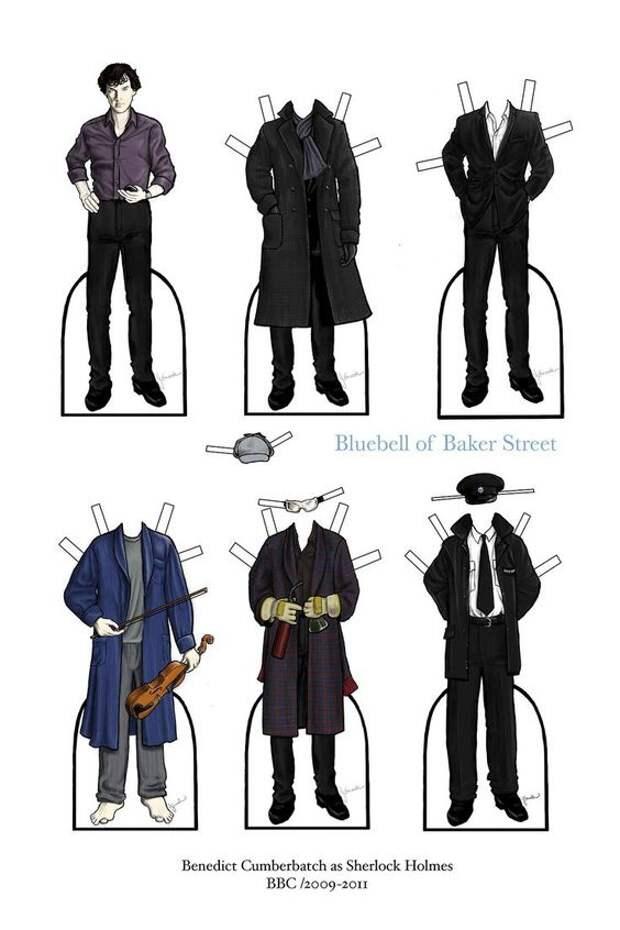 Поклонникам Шерлокианы