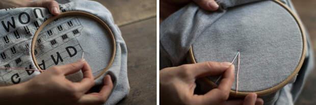 Толстовка с вышивкой: мастер-класс, позволяющий превратить обычную вещь в дизайнерскую