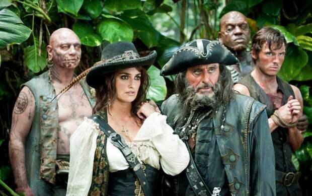 «Пираты Карибского моря: На странных берегах» // Бенефис Джека Воробья