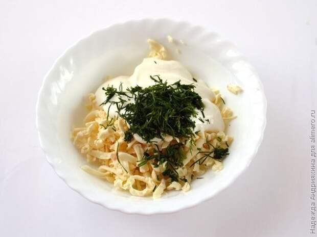 Свекольные блины с сырной начинкой