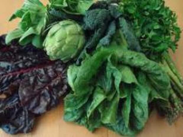 Ода зелёному салату — про сытный здоровый ужин