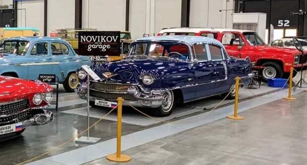 На выставке ПМАС-2021 свои работы представила мастерская Novikov Garage