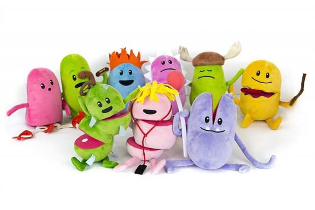 Герои вирусного видео года стали игрушками