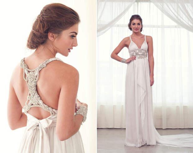 Красивые свадебные платья (подборка)