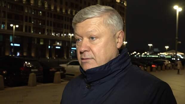 Депутат Пискарев заявил об иностранных курсах по подготовке незаконных акций