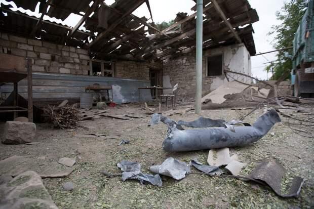 Нагорный Карабах как пример того, что ждёт Донбасс в будущем