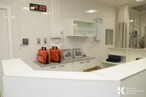 На 23% увеличилось количество госпитализаций с Covid-19 в Крыму за неделю