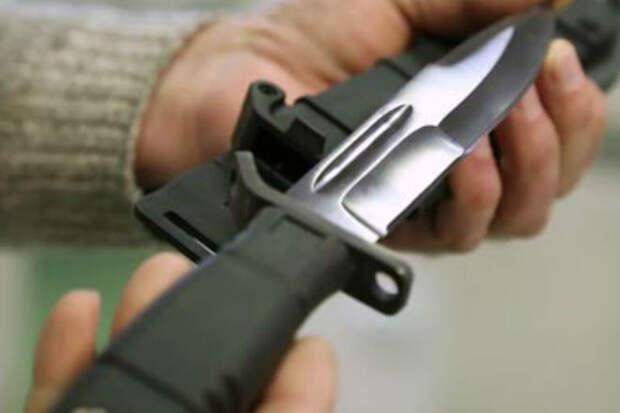 Армейский нож номер один