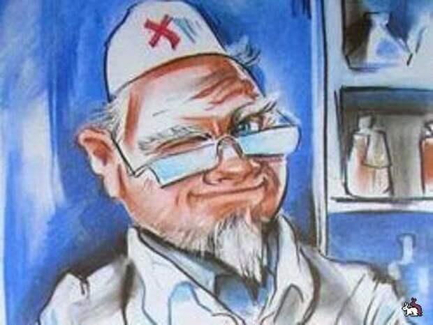 Байки немолодого врача.  Сан-полит-просвет.