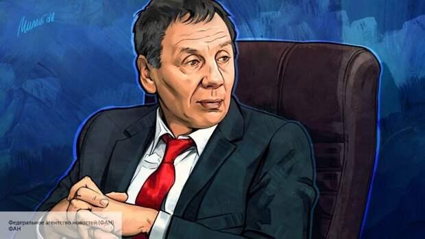 Марков рассказал о заговоре Украины и США в подготовке крушения «Боинг» в Донбассе