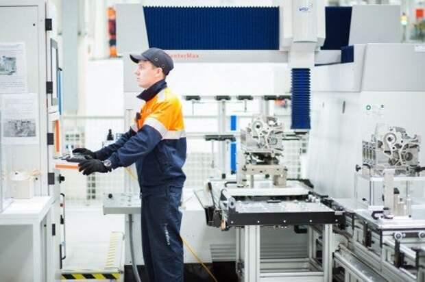 Завод двигателей Ford Sollers в Елабуге