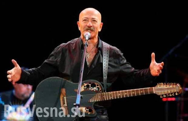 Зал встал: Розенбаум посвятил песню детям Донбасса (ВИДЕО) | Русская весна
