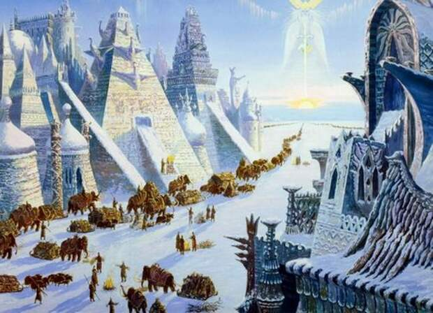 Разведопрос: Борис Юлин про карты Тартарии