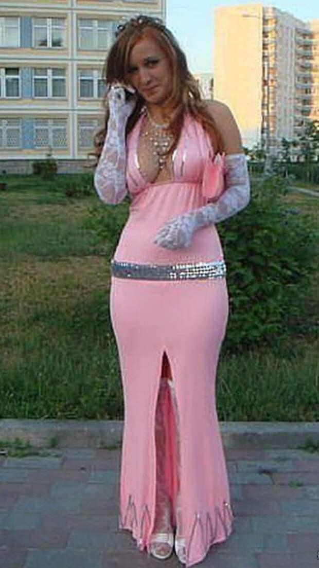 Золушка уже не та... выпускной, платье