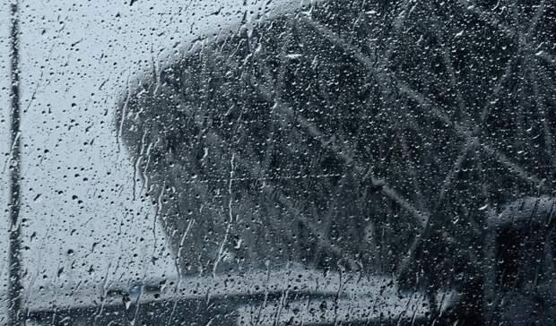 Рабочая неделя в Волгограде начнётся с дождей