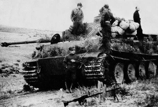 Немецкий тяжелый танк «Тигр» (1943 год)