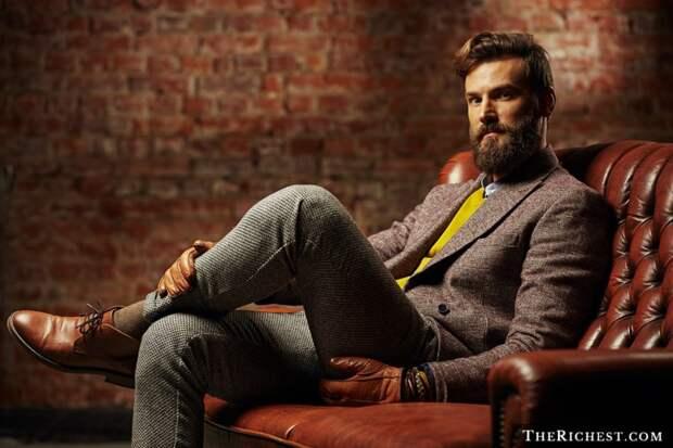 11. Есть целая наука о бороде с вычурным названием борода, факты
