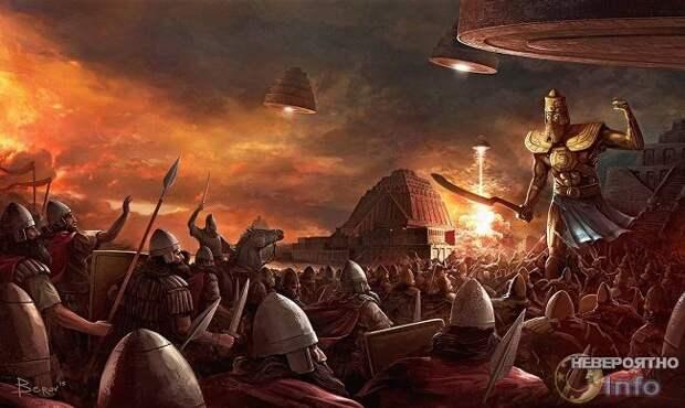 Миф о таинственной Нибиру, или Планете X