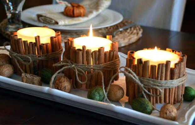 Ароматизируем свечи